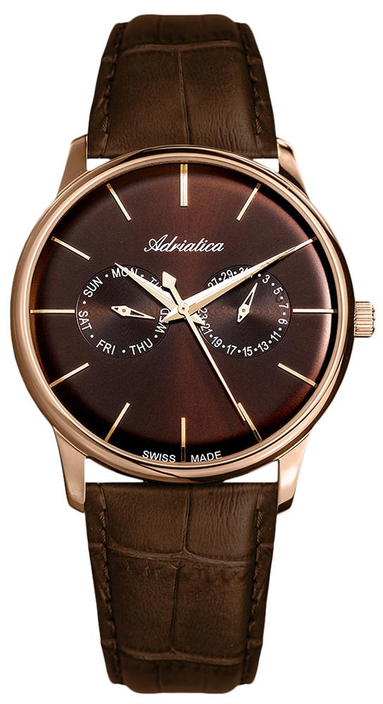 Adriatica A8243.921GQF - zegarek męski