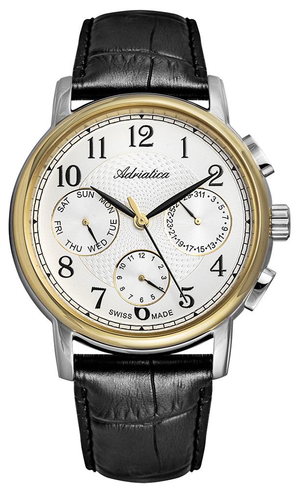 Adriatica A8256.2223QF - zegarek męski