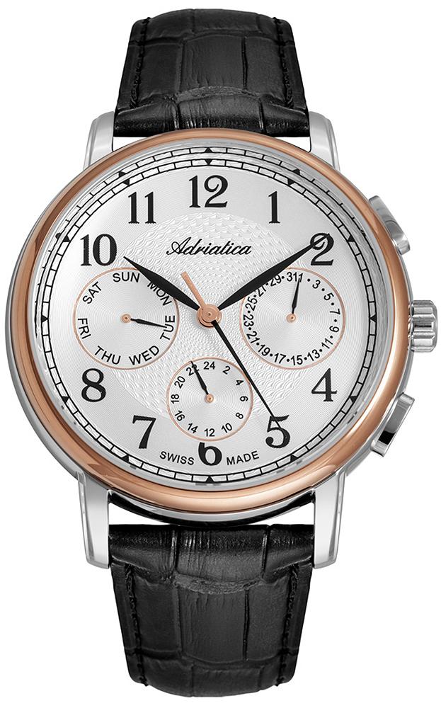 Adriatica A8256.R223QFXL - zegarek męski