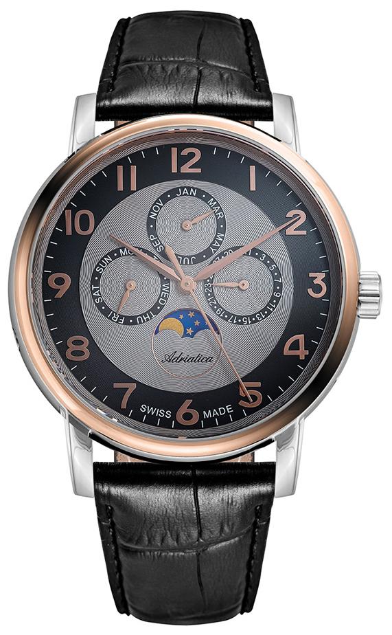 Adriatica A8274.R227QF - zegarek męski