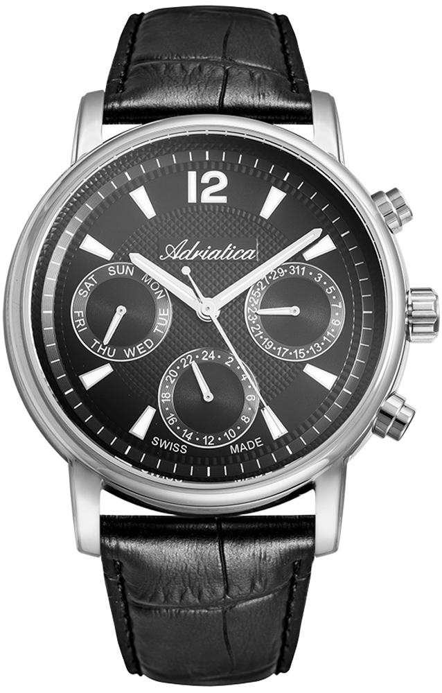 Adriatica A8275.5254QF - zegarek męski