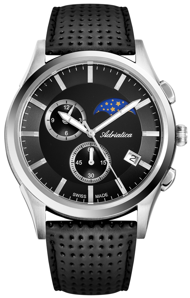 Adriatica A8282.5214CH - zegarek męski