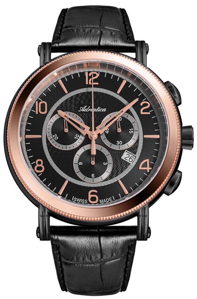 Adriatica A8294.K254CH - zegarek męski