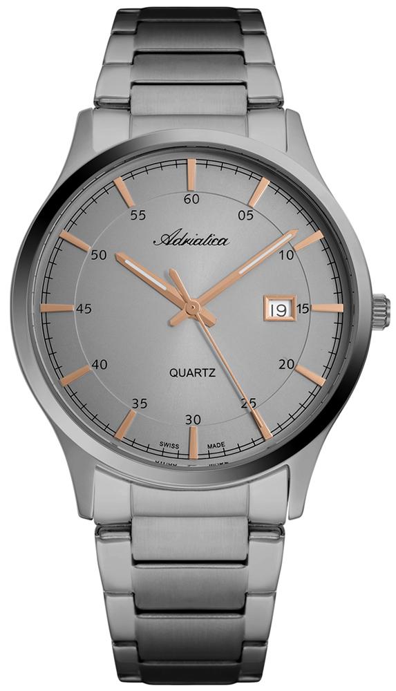 Adriatica A8302.S1R7Q - zegarek męski