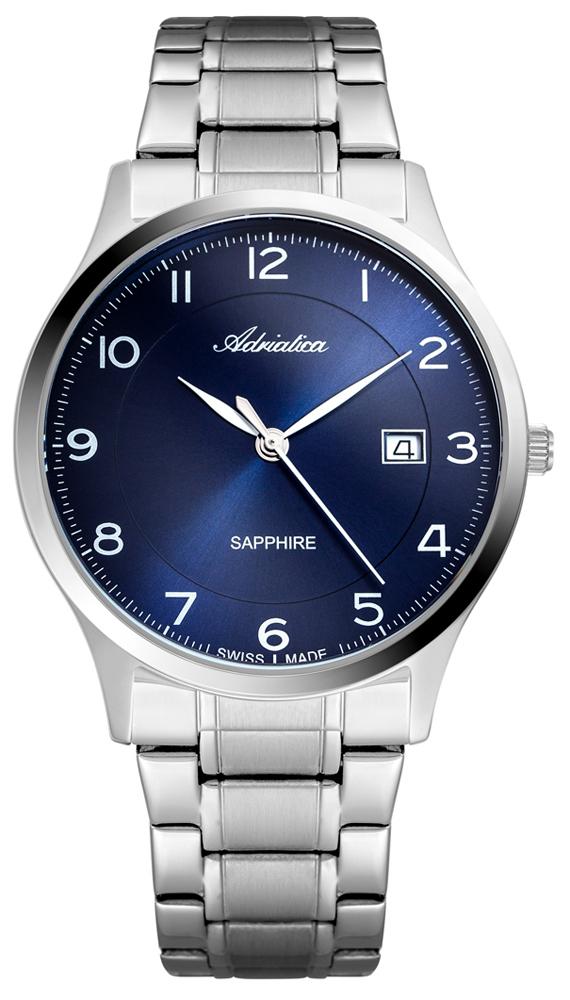 Adriatica A8305.5125Q - zegarek męski