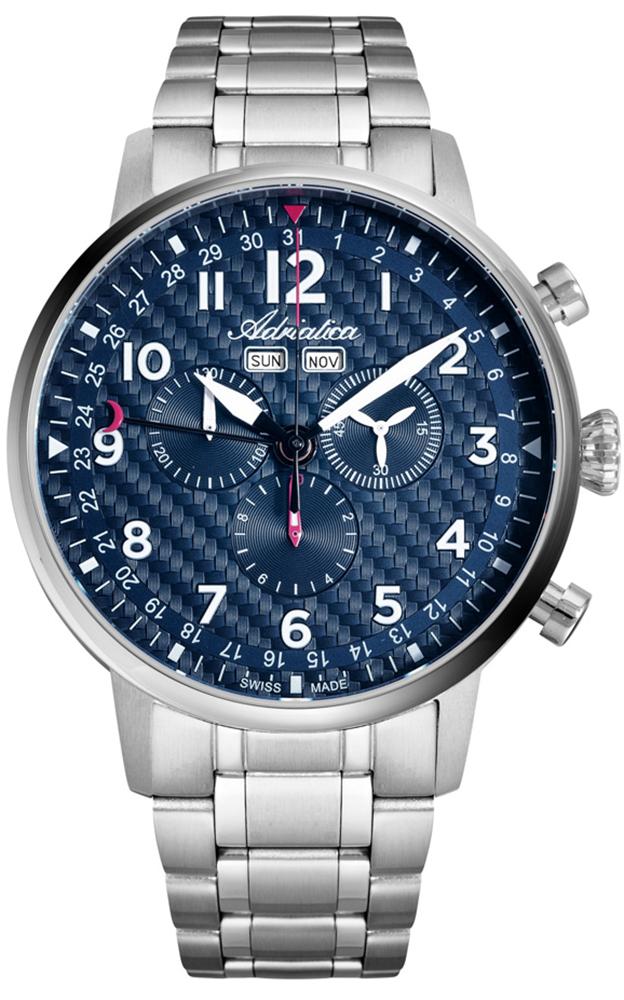 Adriatica A8308.5125CH - zegarek męski