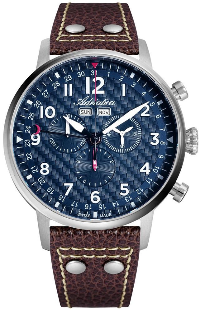 Adriatica A8308.5225CH - zegarek męski