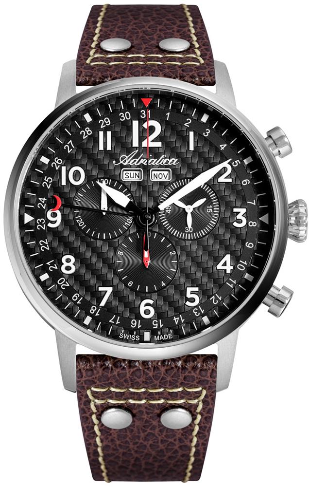 Adriatica A8308.5226CH - zegarek męski