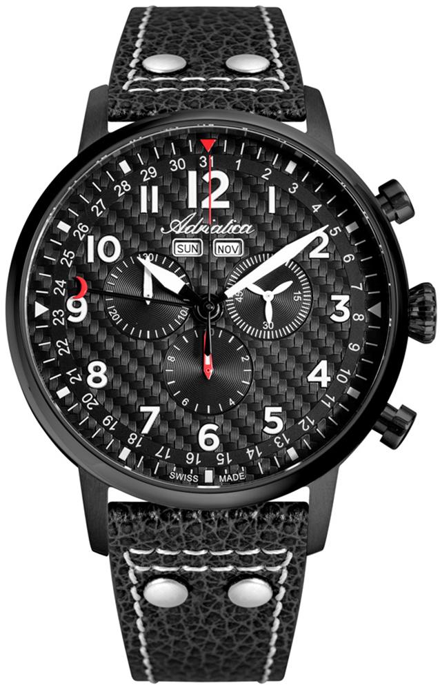 Adriatica A8308.B224CH - zegarek męski