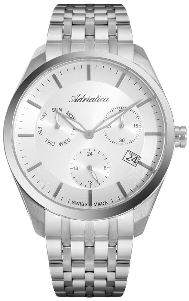 Adriatica A8309.5113QF - zegarek męski