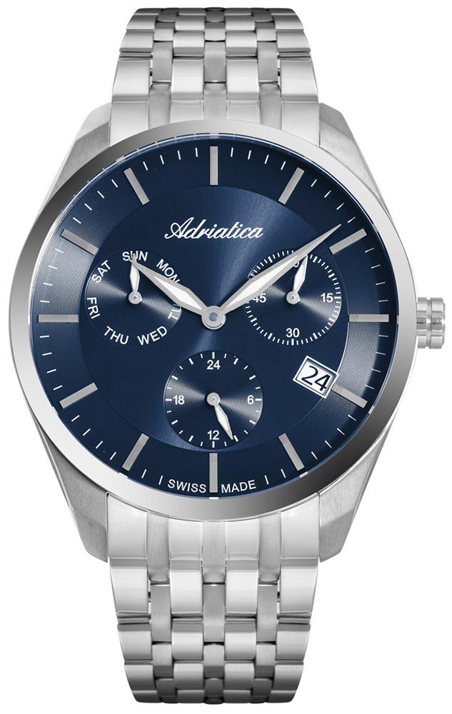 Adriatica A8309.5115QF - zegarek męski