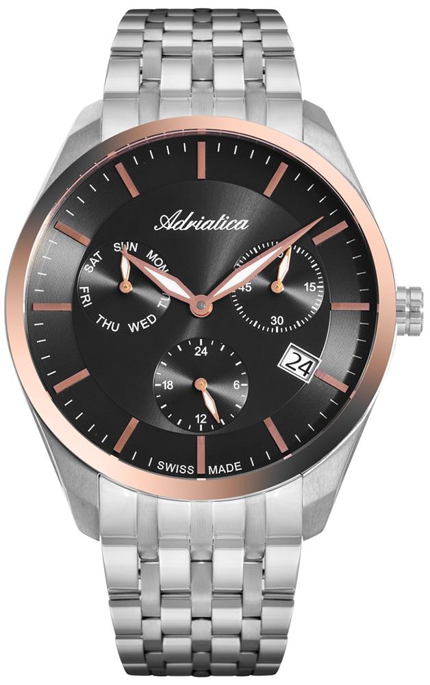 Adriatica A8309.R116QF - zegarek męski