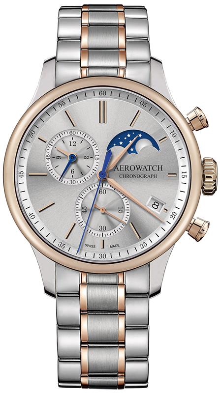 Aerowatch 78986-BI03-M - zegarek męski