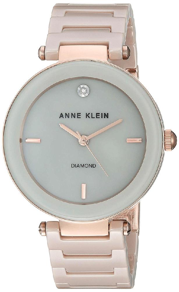 Anne Klein AK-1018RGTN - zegarek damski