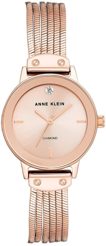 Anne Klein AK-3220RGRG - zegarek damski