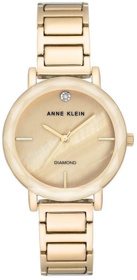 Anne Klein AK-3278TMGB - zegarek damski
