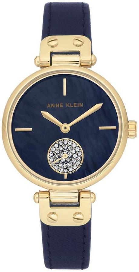 Anne Klein AK-3380NMNV - zegarek damski