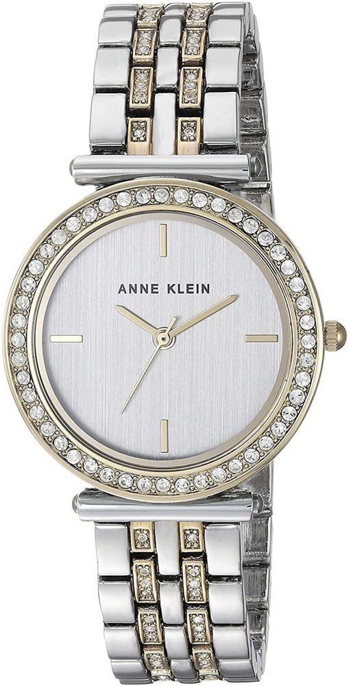 Anne Klein AK-3409SVTT - zegarek damski