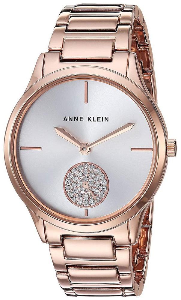Anne Klein AK-3416SVRG - zegarek damski