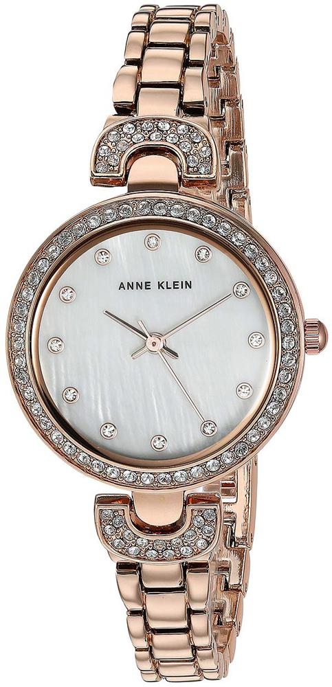 Anne Klein AK-3464MPRG - zegarek damski