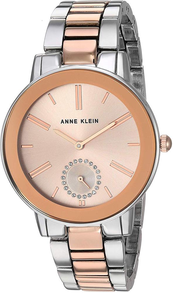 Anne Klein AK-3485RGRT - zegarek damski