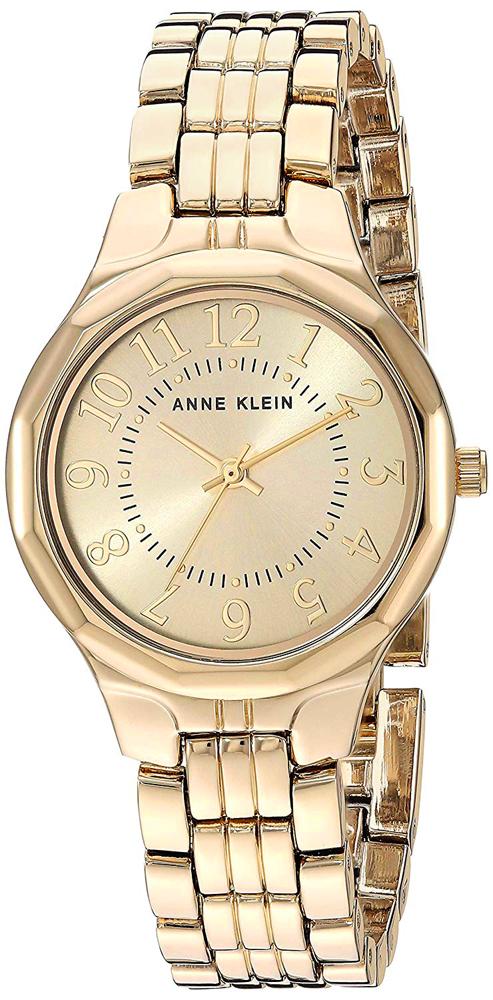 Anne Klein AK-3490CHGB - zegarek damski