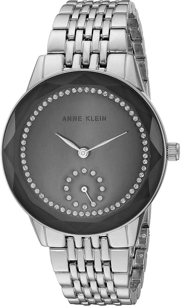 Anne Klein AK-3507GYSV - zegarek damski