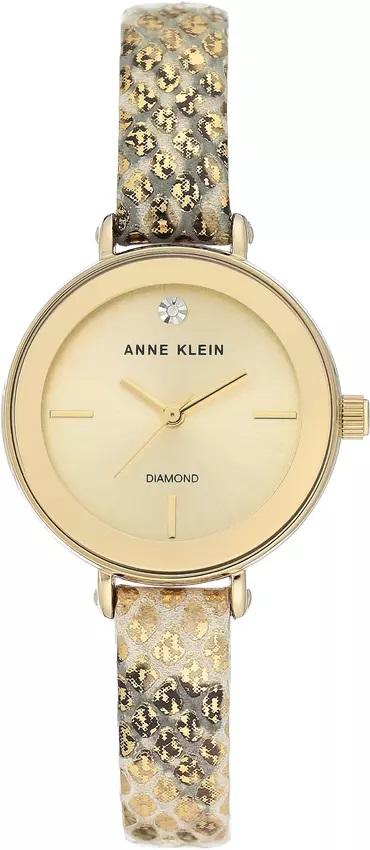 Anne Klein AK-3508CHGD - zegarek damski