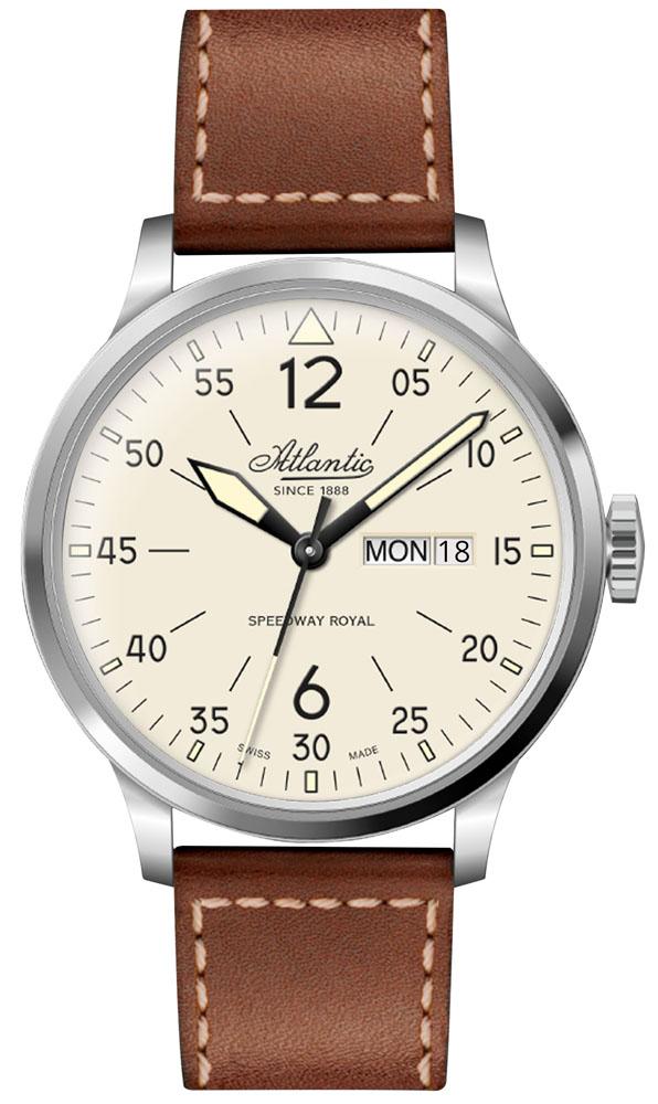 Atlantic 68351.41.95 - zegarek męski