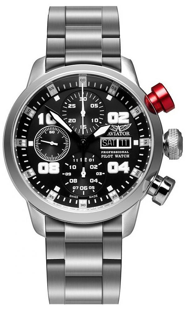 Aviator P.4.06.0.016.5 - zegarek męski