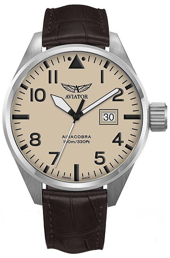 Aviator V.1.22.0.190.4 - zegarek męski