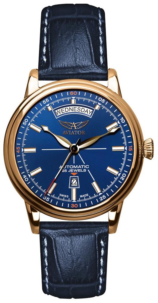 Aviator V.3.20.2.225.4 - zegarek męski