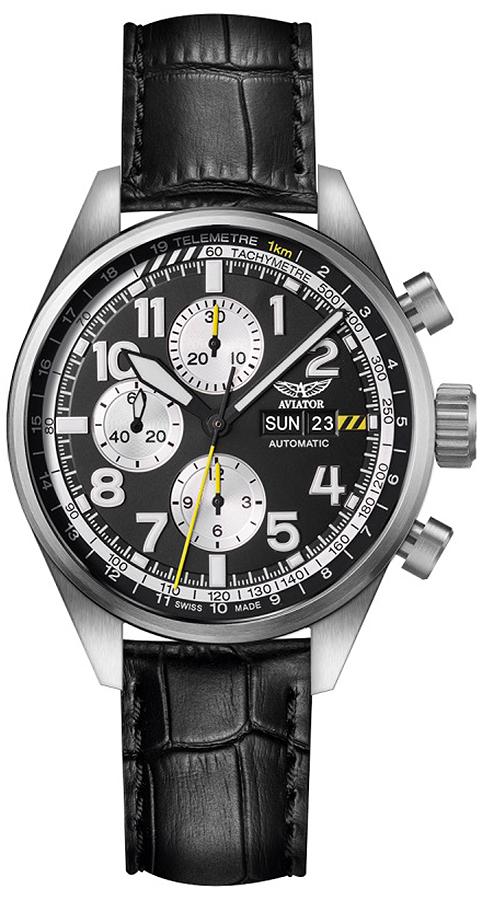 Aviator V.4.26.0.175.4 - zegarek męski