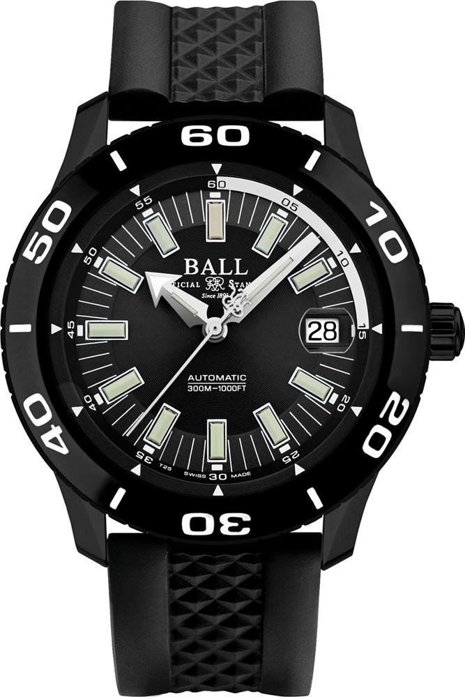 Ball DM3090A-P4J-BK - zegarek męski