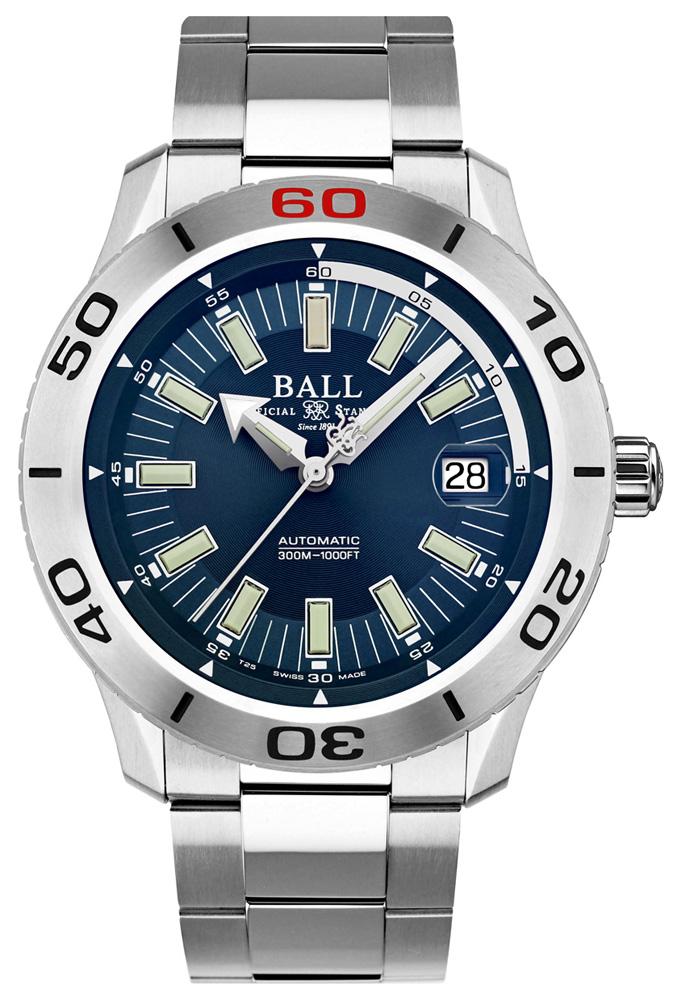 Ball DM3090A-S3J-BE - zegarek męski
