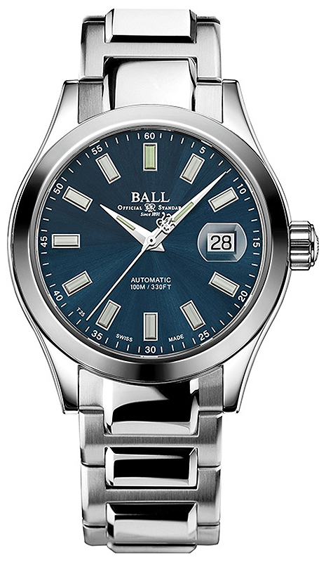 Ball NM2026C-S23J-BE - zegarek męski