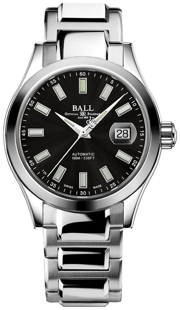 Ball NM2026C-S23J-BK - zegarek męski