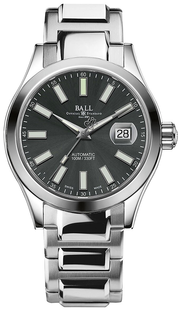 Ball NM2026C-S6-GY - zegarek męski