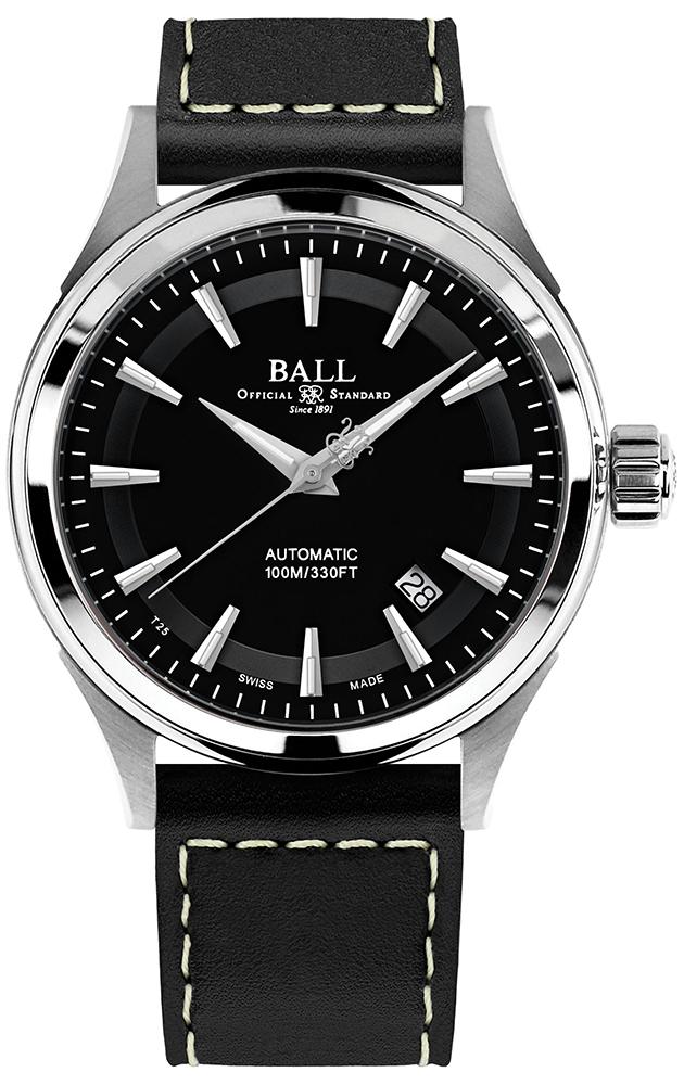 Ball NM2098C-L4J-BK - zegarek męski