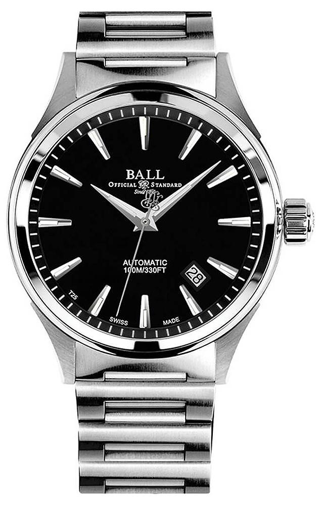 Ball NM2098C-S3J-BK - zegarek męski
