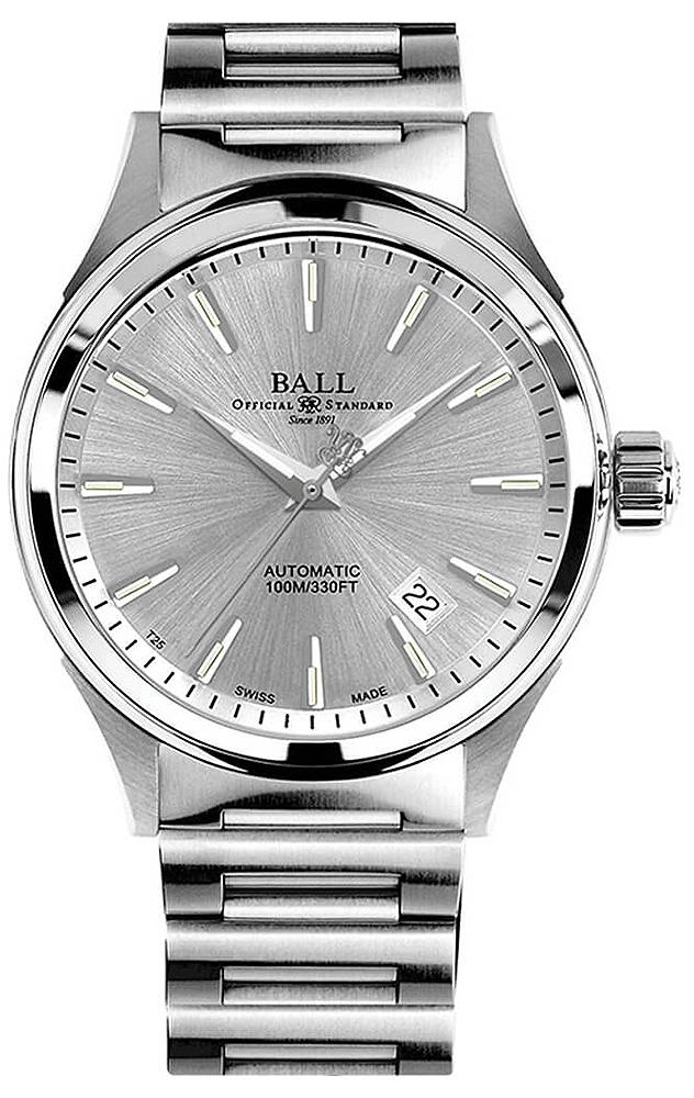 Ball NM2098C-S3J-SL - zegarek męski