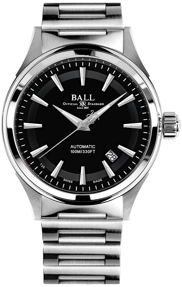 Ball NM2098C-S4J-BK - zegarek męski