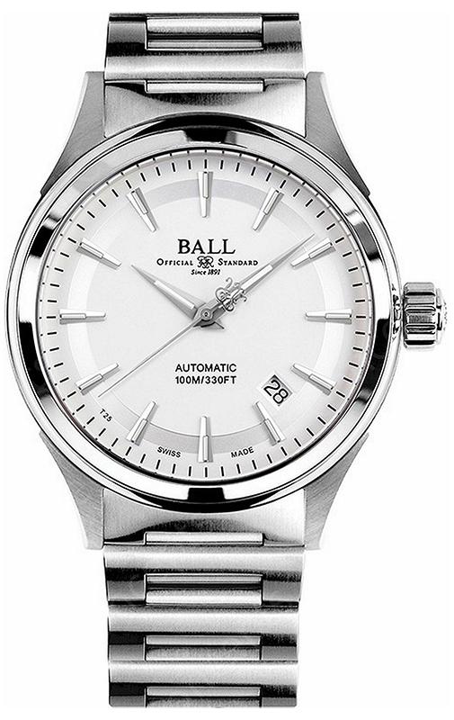 Ball NM2098C-S4J-SL - zegarek męski