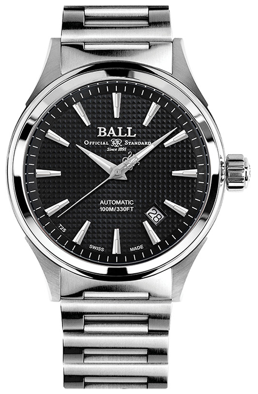 Ball NM2098C-S5J-BK - zegarek męski