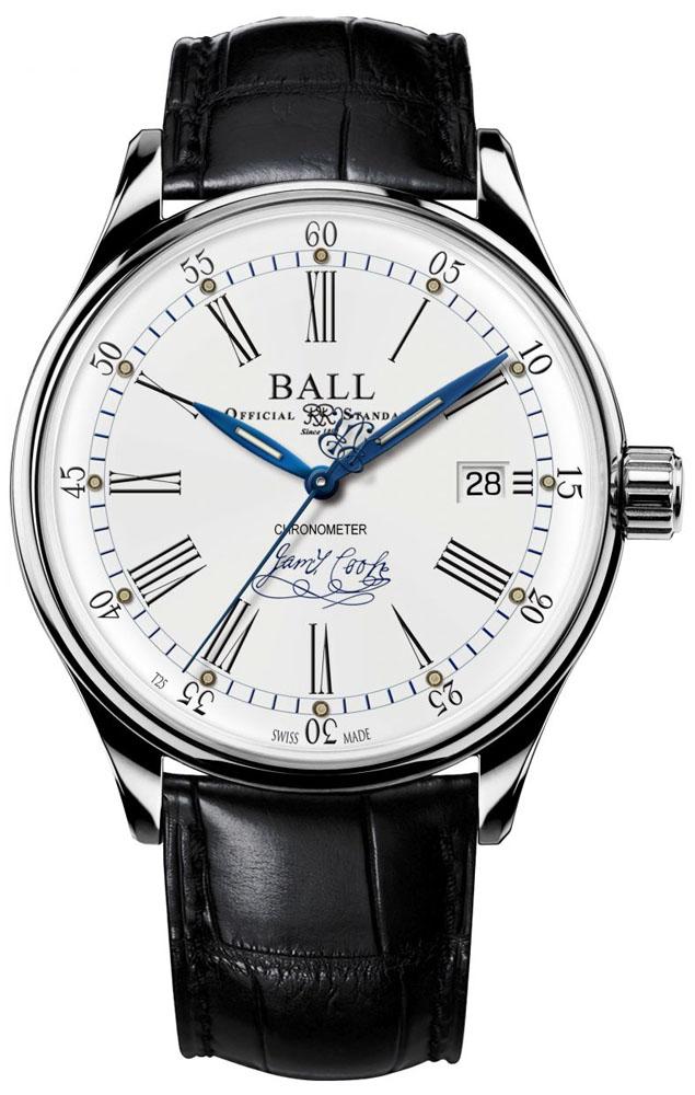 Ball NM3288D-LL2CJ-WH - zegarek męski