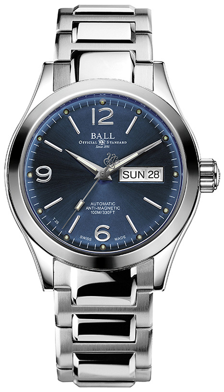 Ball NM9126C-S14J-BE - zegarek męski