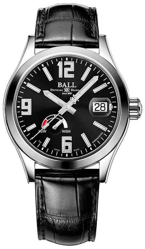 Ball PM9026C-LLCJ-BK - zegarek męski