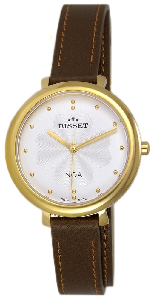 Bisset BSAE82GISX03BX - zegarek damski
