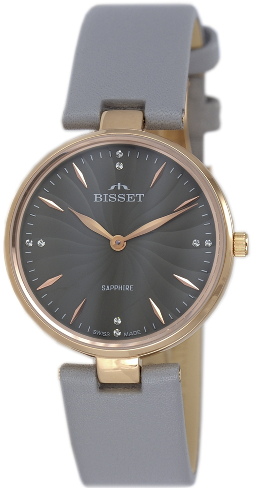 Bisset BSAF21RIVX03BX - zegarek damski