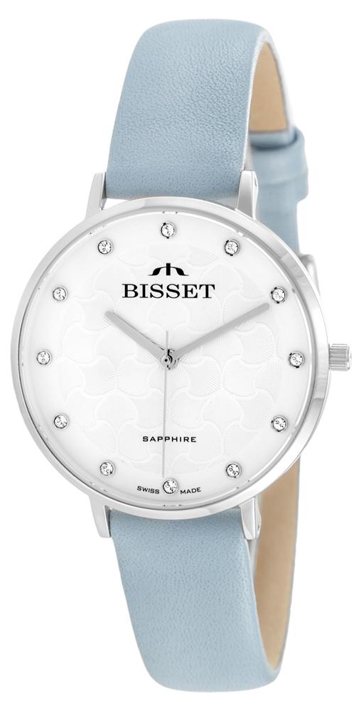 Bisset BSAF31SISX03BX - zegarek damski